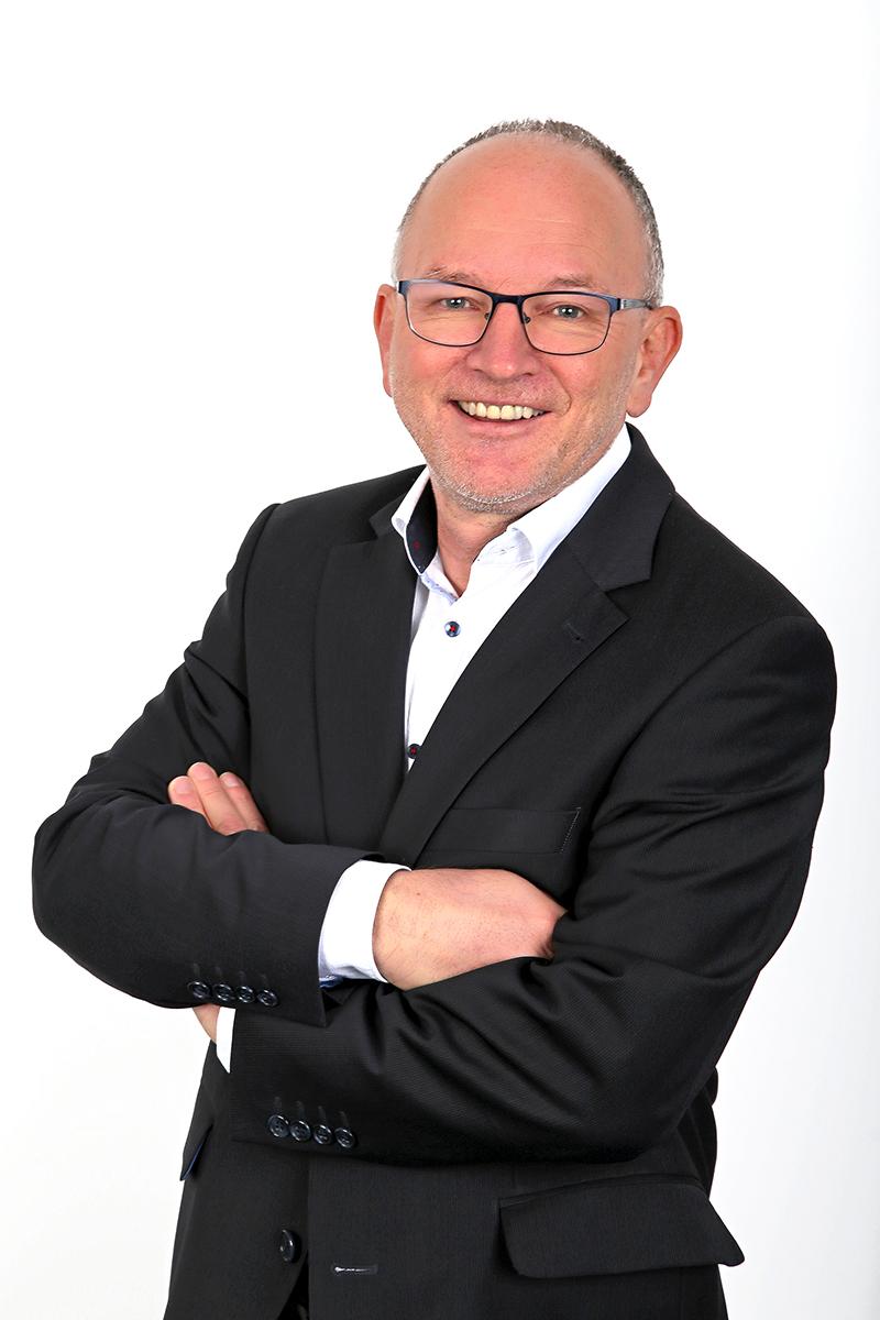 Stefan Richter - Geschäftsführung Handelsagentur Schmitz
