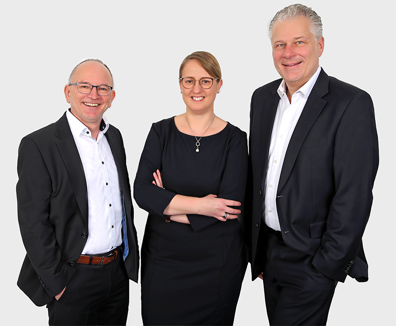 Geschäftsführung Handelsagentur Schmitz OHG