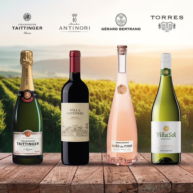 Handelsagentur-Schmitz Referenzen WeinWolf